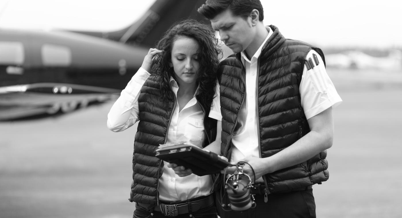 Fliegerei und Piloten – eine Welt für sich!